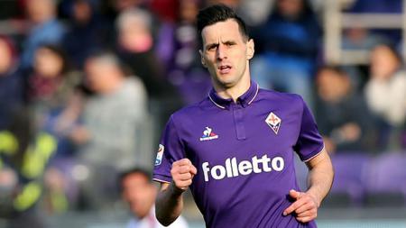 Nikola Kalinic, striker Fiorentina. - INDOSPORT