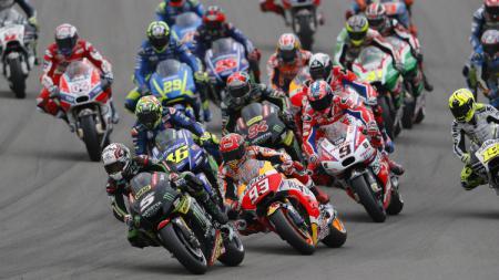 Balapan MotoGP Belanda. - INDOSPORT