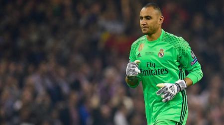 Penjaga gawang Real Madrid, Keylor Navas dikabarkan akan meninggalkan Santiago Bernabeu pada musim depan. - INDOSPORT