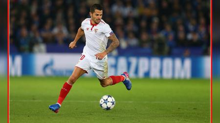 Vitolo, gelandang serang Sevilla. - INDOSPORT