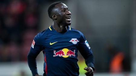 Naby Keita, gelandang RB Leipzig. - INDOSPORT
