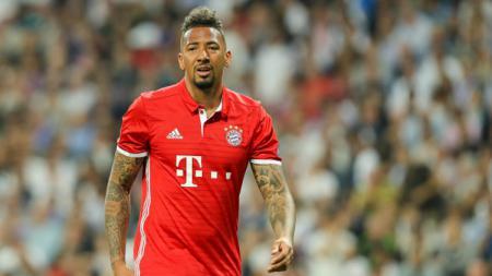 Bek Bayern Munchen, Jerome Boateng. - INDOSPORT