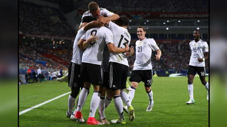 Jerman. - INDOSPORT