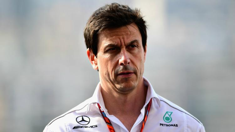 Bos Mercedes, Toto Wolff. Copyright: Indosport