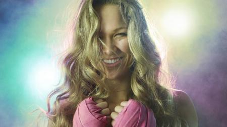 Petarung Ronda Rousey. - INDOSPORT