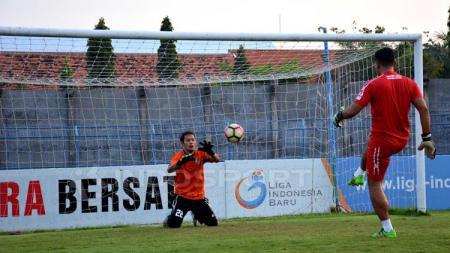 Jandia Eka Putra kembali berlatih bersama skuat utama Semen Padang. - INDOSPORT
