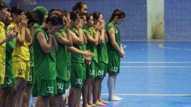 Timnas Futsal Putri Indonesia. - INDOSPORT