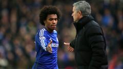 Indosport - Tottenham Hotspur berencana mendatangkan bintang Chelsea, Willian, pada bursa transfer pemain Januari 2020 ini, memanfaatkan kedekatannya dengan Jose Mourinho.