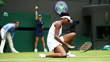 Petenis Amerika Serikat, Venus Williams. - INDOSPORT