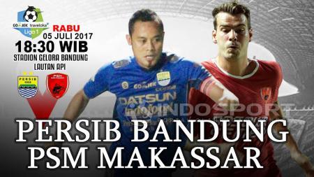 Prediksi Persib Bandung vs PSM Makassar. - INDOSPORT