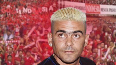 Cristian Gonzales mengungkapkan permasalahan terbesar dalam dunia sepakbola Indonesia. - INDOSPORT