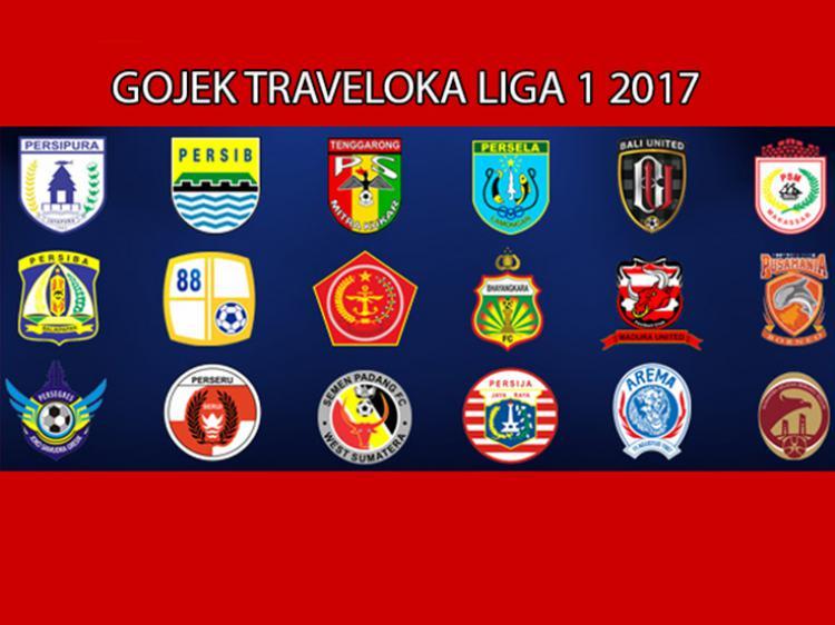 Liga 1 Indonesia. Copyright: istimewa