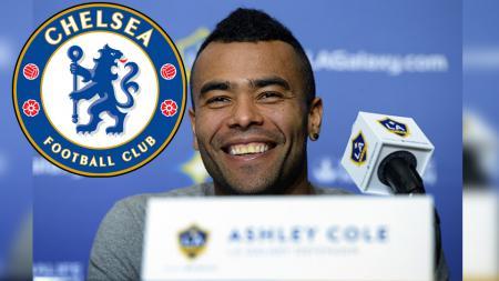 Ashley Cole buka peluang kembali ke Chelsea. - INDOSPORT