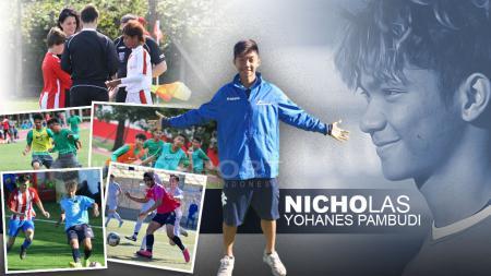 Nicholas Yohanes Pambudi. - INDOSPORT