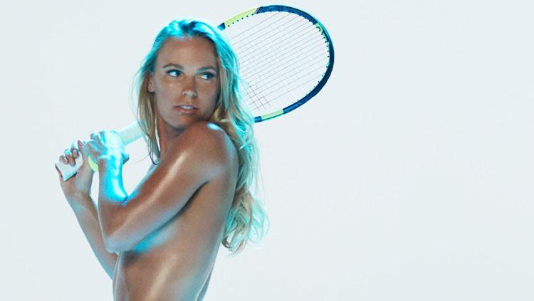 Atlet tines, Caroline Wozniacki. Copyright: espn.com