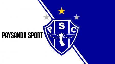 Logo Paysandu Sport. - INDOSPORT