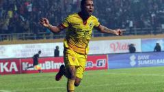 Indosport - Alberto Goncalves (Sriwijaya FC)