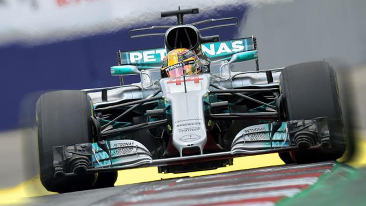 Lewis Hamilton Copyright: Indosport.com