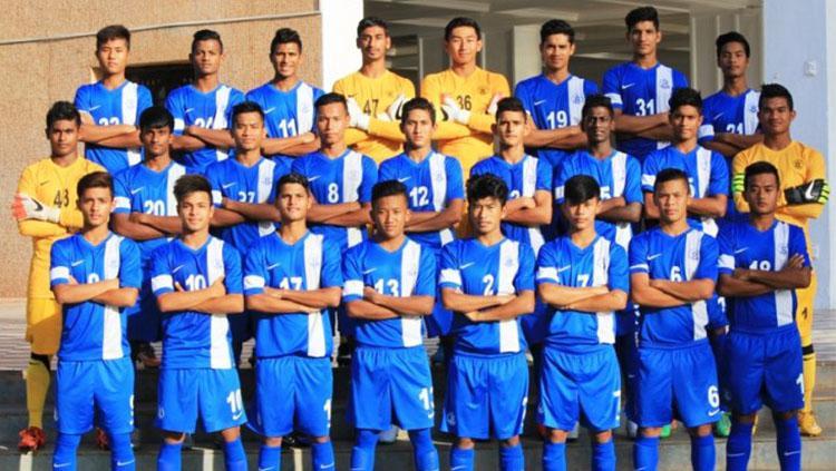 Timnas India U-17 hasil blusukan Abhishek Yadav. Copyright: goalboald.com