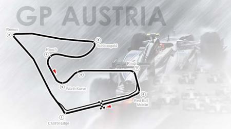 GP Austria. - INDOSPORT