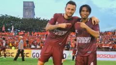 Indosport - Syamsul dan Marc Klok.