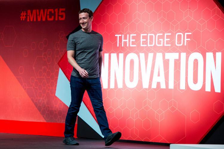 Mark Zuckerberg, CEO Facebook. Copyright: INDOSPORT