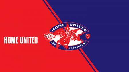 Logo Home United. - INDOSPORT