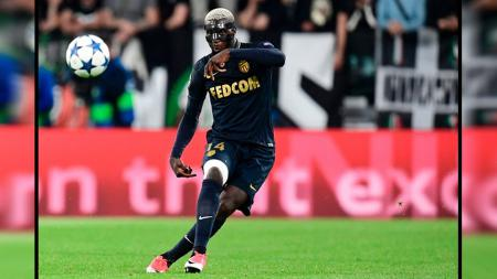 Tiemoue Bakayoko (AS Monaco). - INDOSPORT