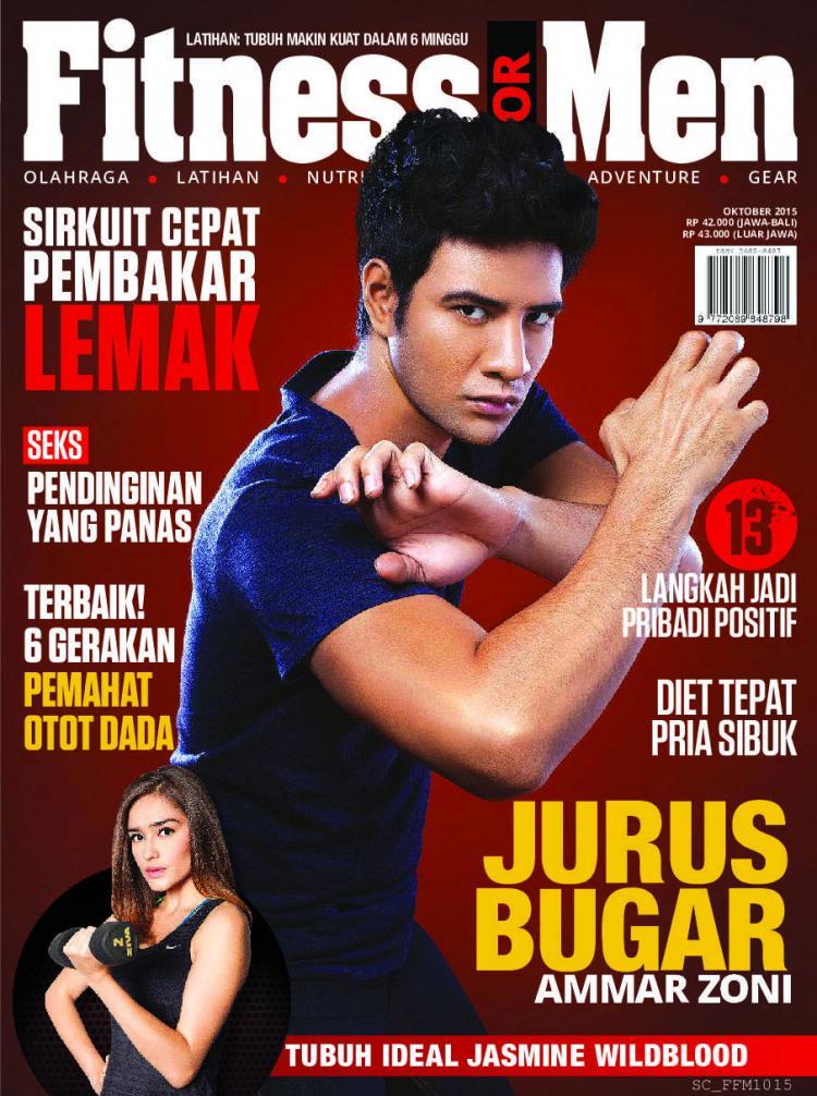 Ammar Zoni Copyright: getscoop.com/Fitness for Men