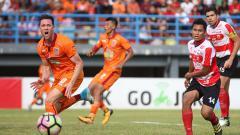 Indosport - Borneo FC vs Madura United.
