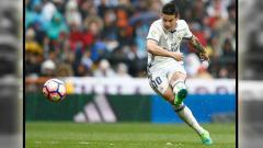 Indosport - James Rodriguez Ketika Masih Bermain di Real Madrid.