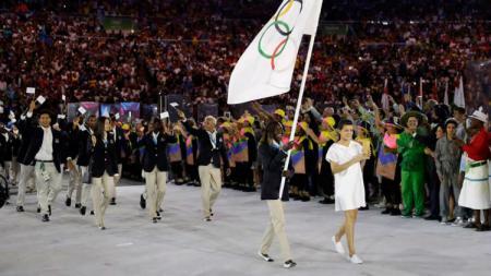 Tim Pengungsi Olimpiade Rio 2016. - INDOSPORT