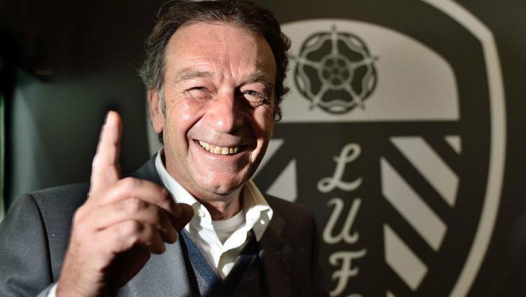 Massimo Cellino, mantan Presiden Leeds United. Copyright: Mirror