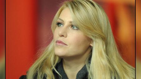 Barbara Berlusconi, anak dari mantan Presiden AC Milan, Silvio Berlusconi. - INDOSPORT