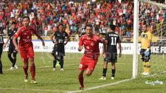 Indosport - Cassio Francisco De Jesus saat masih memperkuat Semen Padang di Liga Indonesia.