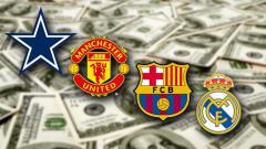 Indosport - Bukan Real Madrid atau Manchester United, Barcelona dinobatkan menjadi klub terkaya di dunia tahun 2021.
