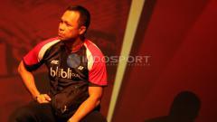Indosport - Pelatih ganda campuran, Richard Mainaky.
