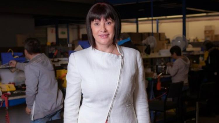 Chief Executive AISystems, Elena Gosse. Copyright: ausleisure.com