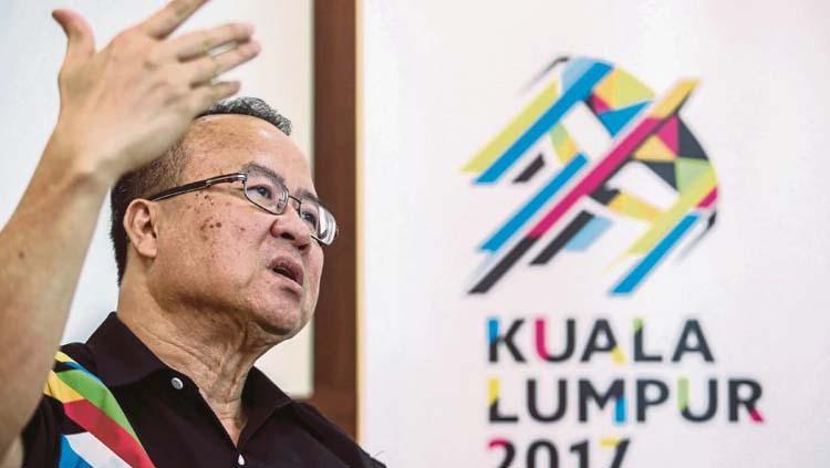 CEO MASOC, Datuk Seri Zolkples Embong. Copyright: SkyscraperCity