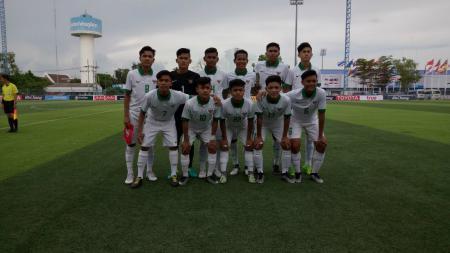 Timnas Indonesia U-16. - INDOSPORT