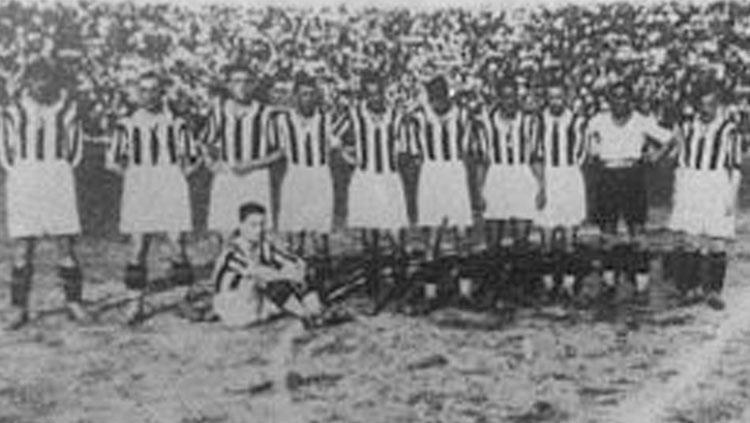 Guglielmo Borgo Juventus. Copyright: Istimewa