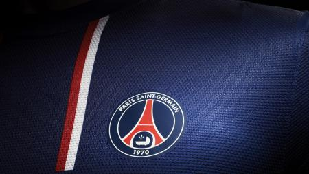 Logo Paris Saint-Germain. - INDOSPORT
