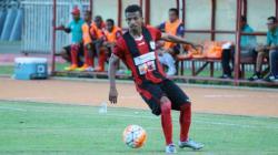 Frisca Womsiwor saat masih bermain di Persipura Jayapura.