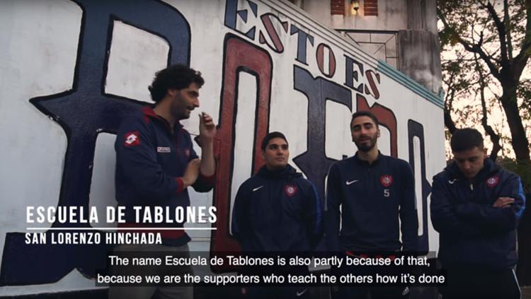Escuelas de Tablones. Copyright: istimewa