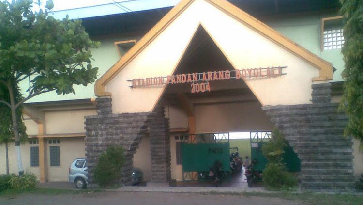 Stadion Sonolayu-Boyolali. Copyright: Situs Resmi DPMPTSP | Kabupaten Boyolali