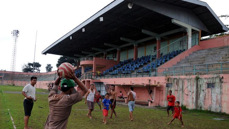 Stadion Sonolayu-Boyolali. Copyright: Boyolali