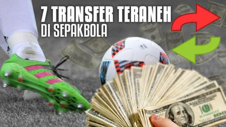 Ilustrasi Transfer Dalam Sepakbola. - INDOSPORT
