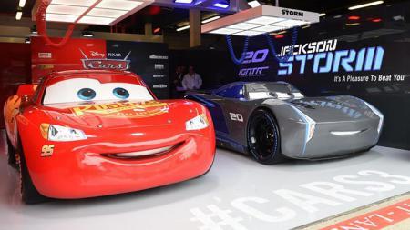 Film Cars 3. - INDOSPORT