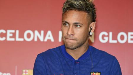 Bintang Barcelona, Neymar. - INDOSPORT