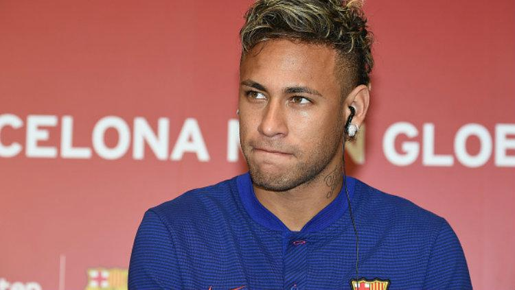 Bintang Barcelona, Neymar. Copyright: Jun Sato/WireImage